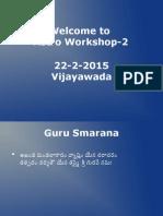 Astro Workshop 1 Vijayawada