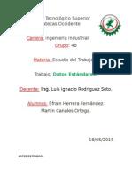DATOS ESTANDAR.docx