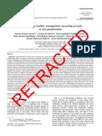 Retracted Article2