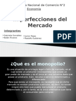 Imperfecciones Del Mercado