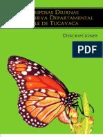 Guia de Mariposas Diurnas de La Reserva Depart a Mental Valle de Tucavaca