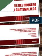 Fases Del Proceso Penal Guatemalteco