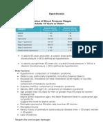 ICM Hypertension