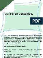 analisisdecontenido-110430160712-phpapp02
