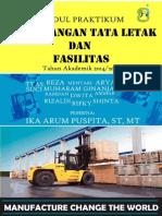 Modul 1 PTLF - Lab Perancangan Tata Letak dan Fasilitas Telkom University