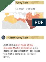 Islam - Golden Age Achievements