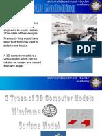 3D CAD Modelling Types.ppt