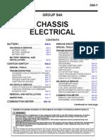 57599636 Mitsubishi Lancer EVO X Chassis Electrical III