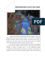 Carnaval Guiratinguense - Bloco Dos Sujos