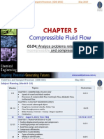 CHAPTER 05 Compressible Fluid Flow