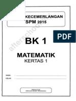 Modul Latihan 2015 Terengganu P1 P2 Q A