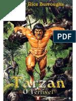 Tarzan, O Terrivel - Tarzan - V - Edgar Rice Burroughs