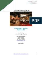 AES - GIZ Magnum Cafe Energy Audit 20150304