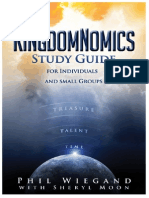 KingdomNomics Study Guide