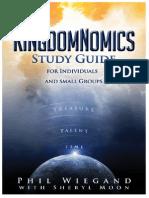 KingdomNomics Study Guide