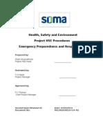 Emergency Response Plan SOMA - MG Road-1Rev.1
