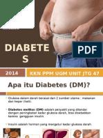 Slide Diabetes Mellitus Desa Sumberejo