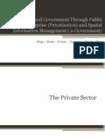 PubAd - Privatization
