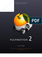 Pulp Motion User Guide