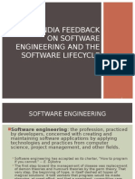 SynapseIndia Feedback on Software Engineering and the Software Lifecycle