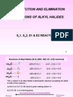 Alkyl Halides1