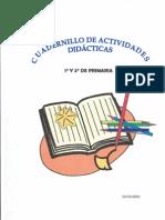 Cuadernillo de Actividades Didácticas