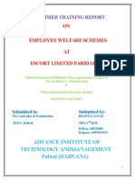 Bhawna Employee Welfare Schemes Eccorts