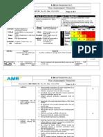 Risk Assessment Register