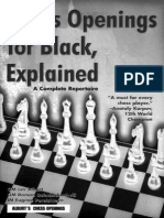 Chess Openings for Black Explained a Complete Repertoire PDF
