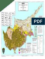 Χάρτης Κυνηγίου Τσίχλας 2015 Και Λαγού - Πέρδικας 2014