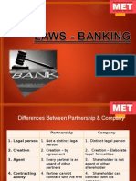 Laws - Banking