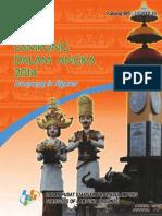 Lampung Dalam Angka 2014