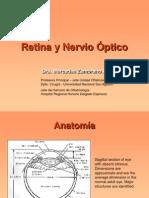 Retina y Nervio Óptico