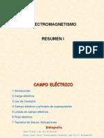Resumen I Electromagnetismo