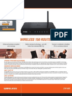 Wireless 150 Router