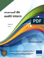 Manual de Audit Intern