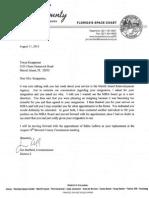 Knappman Letter 2015