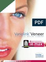 Variolink Emax Sell Sheet