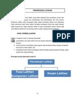 Tajuk 5 Periodisasi Latihan
