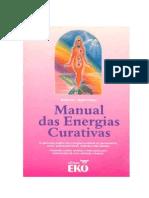 Manual Das Energias Curativas - Maria Hulke Waltraud
