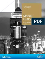 Marketing Outlook August 2015