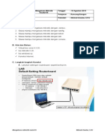 mengakses mikrotik routerOS
