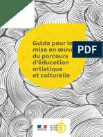Guide artistique