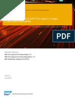 Adding Custom Fields to SAP Fiori Apps in 3 Steps.