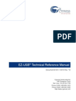 EZ-USB(R) Technical Reference Manual