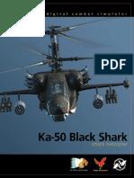 DCS - Ka 50 Manual
