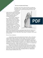 Celtic Women - life of women in Celtic world