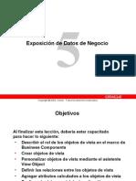 Lesson 05 - Exposing Business Data