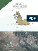 El leñador y la reina de los zorros, de Daniel Alarcón