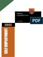 Writing Businessplan
